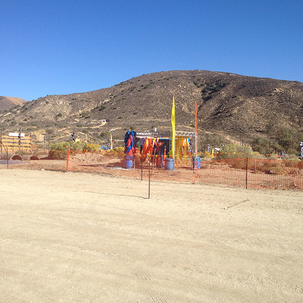 The Acton Movie Ranch as plenty of flat terrain to host 5K mud run and other outdoor events all year long.