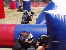 Paintball USA - Team covering all angles