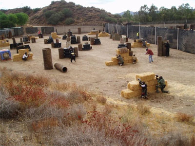 Santa Clarita Paintball