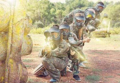 Tips for playing paintball in the heat