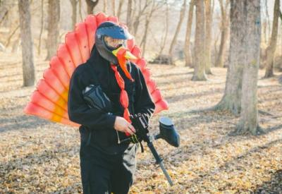 Paintball USA Happy Thanksgiving