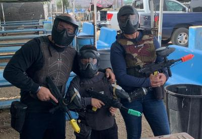 Planning a Family Outing at Paintball USA